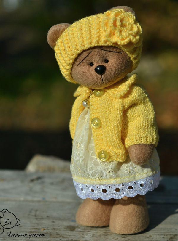 Sun Bear / The Sunny Teddy Bear Igolkin Area / The Needle Nook: Bears / Teddy bears