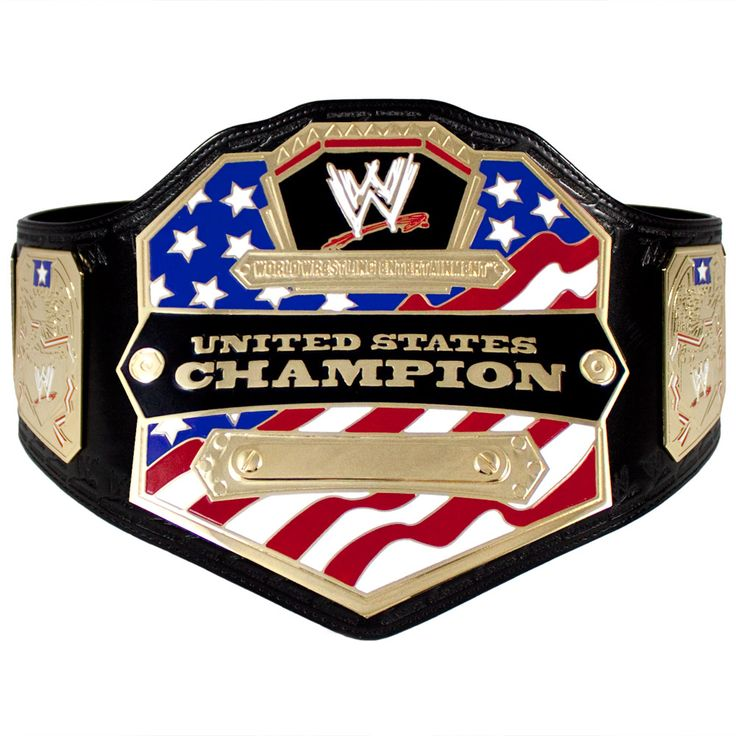WWE United States Championship Replica Title Belt - WWE
