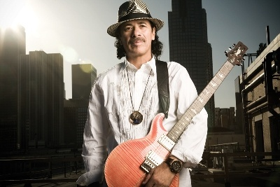 The Joint at Hardrock, Las Vegas.  Famous rocker Carlos Santana has  a deal to put on 36 shows per year and be an exclusive performer for the resort. The Joint will be home to the famous rocker as one of the only resident rock bands in Vegas.