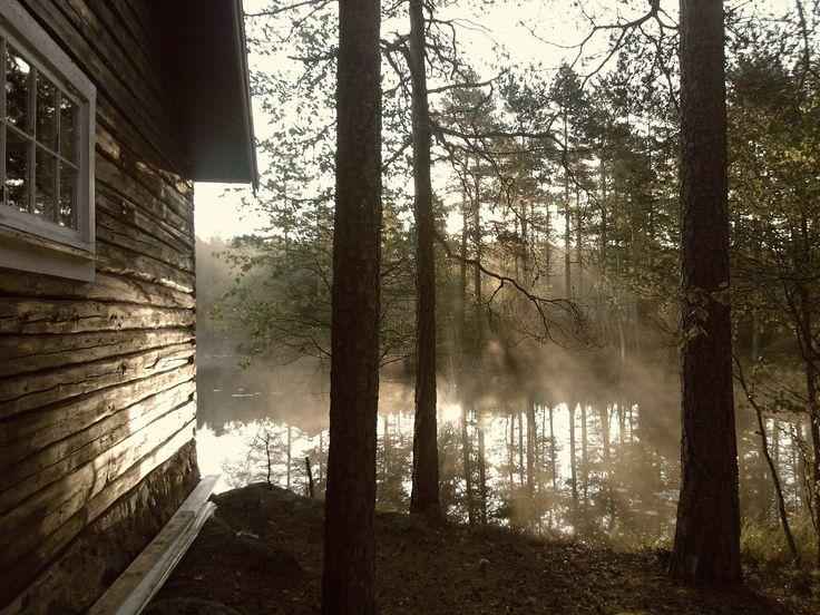 Přejeme vám příjemné ráno http://www.drevostavitel.cz/clanek/drevene-chaty-a-chalupy-postavene-na-krasnych-mistech/2651
