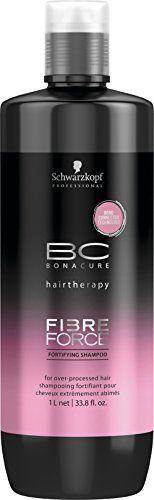 Schwarzkopf bonacure hairtherapy Fiber Strength shampoo fortificante para el cabello extremadamente dañado - 1L #Schwarzkopf #bonacure #hairtherapy #Fiber #Strength #shampoo #fortificante #para #cabello #extremadamente #dañado