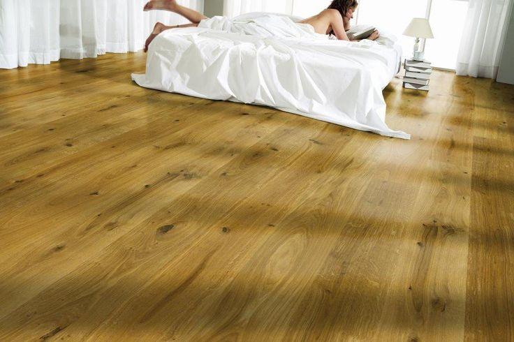 Schöner Rustikaler Holzboden Von Hain Parkett: Www.hain.de