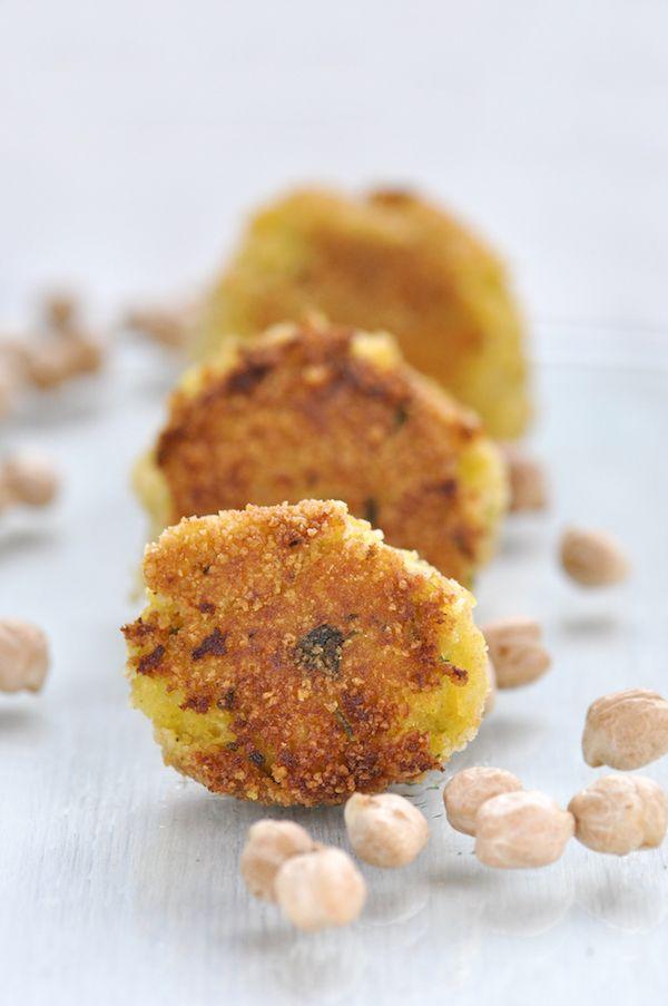 Gnocchetti con ceci e patate
