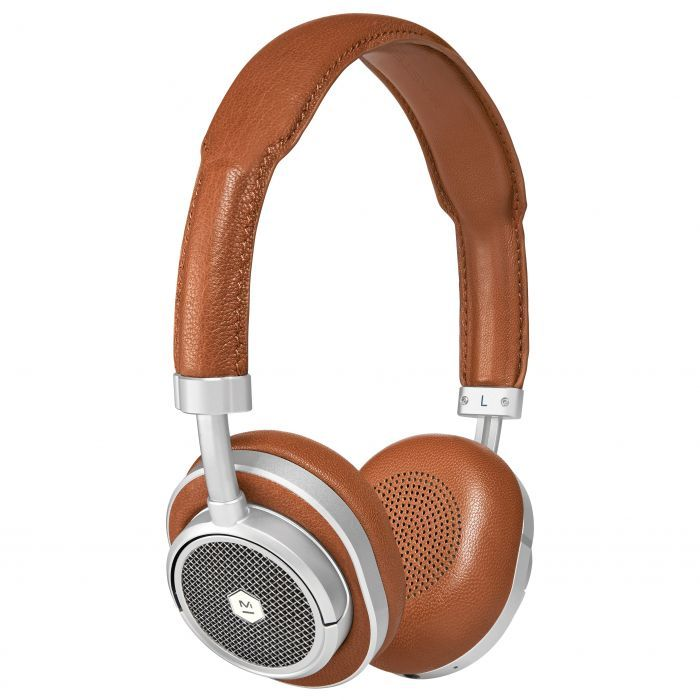 The MW50 Wireless On-Ear headphones are designed to be the ultimate modern mobile thinking caps: wireless tools to help focus, inspire, and transport your mind. Designed for decades of use, these Bluetooth headphones are built with only the finest materials and tuned to provide a rich, warm sound.
