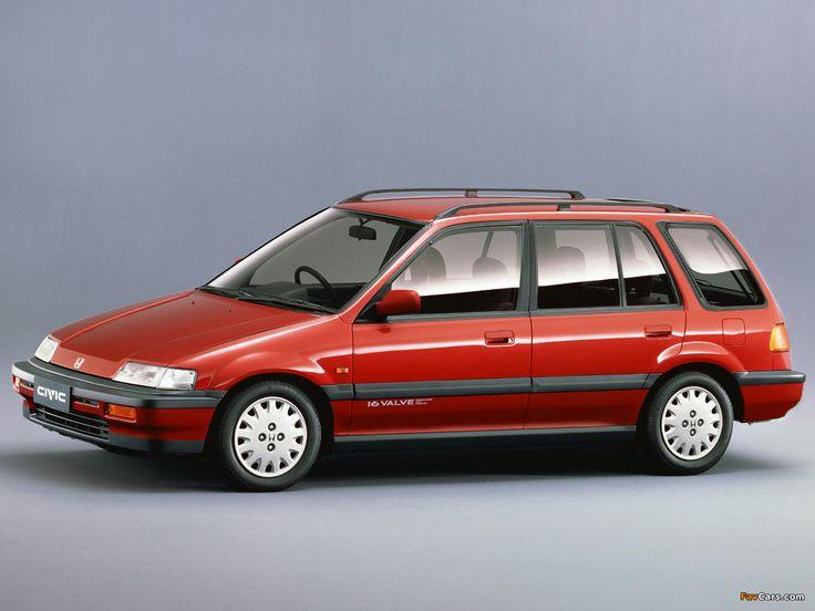 Honda Civic Wagon -- Past, Present and Future - 10th Gen Civic Forum