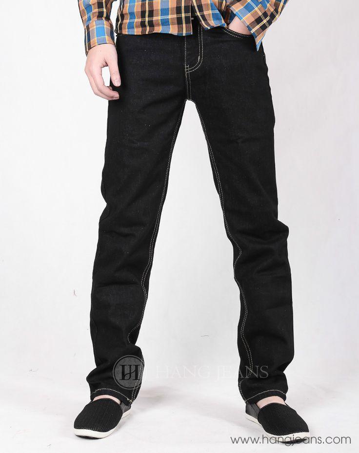 Hằng Jeans - Quần jeans nam ống đứng PG906