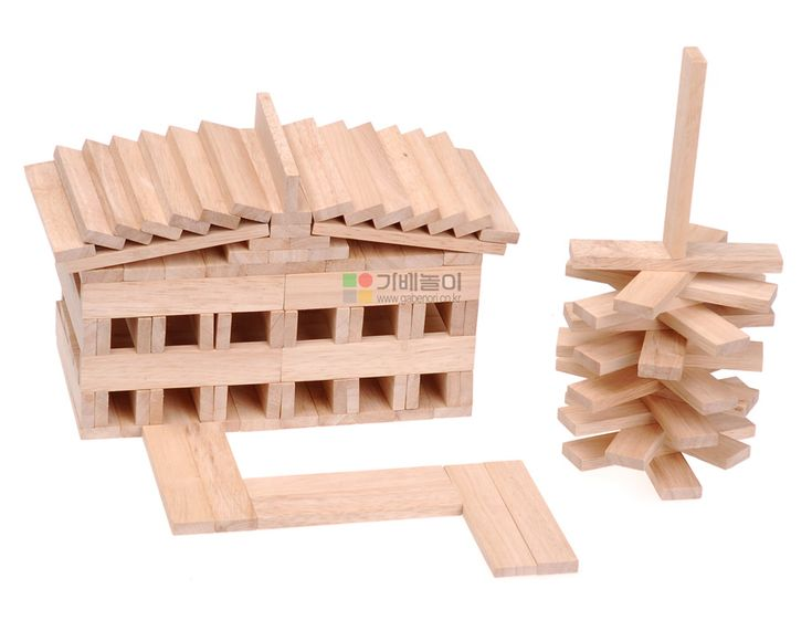 189 best images about kapla planks on pinterest toys for Plank blocks
