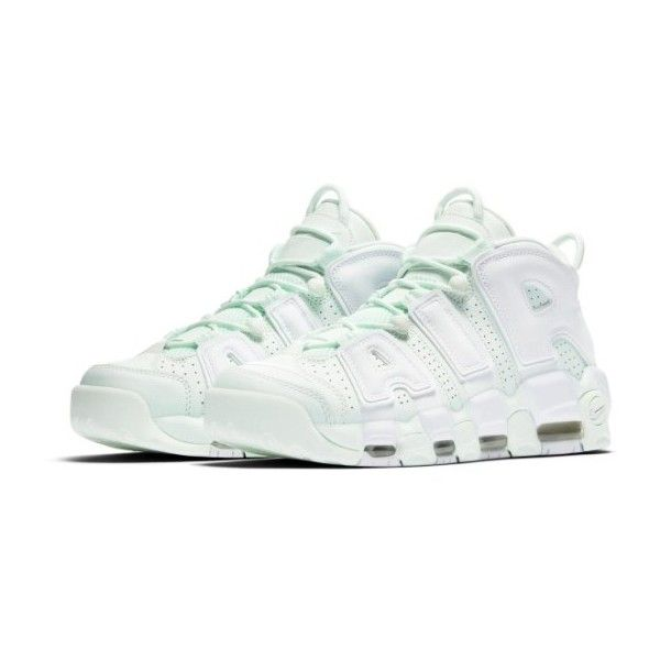 Women's Nike Air More Uptempo Sneaker (3.485 CZK) ❤ liked on Polyvore featuring shoes, sneakers, nike trainers, traction shoes, nike, nike footwear and nike shoes