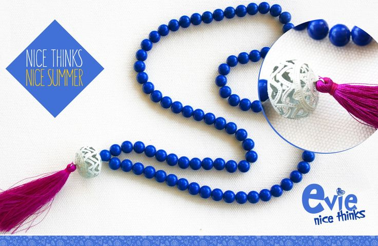 #glass beads # neckless