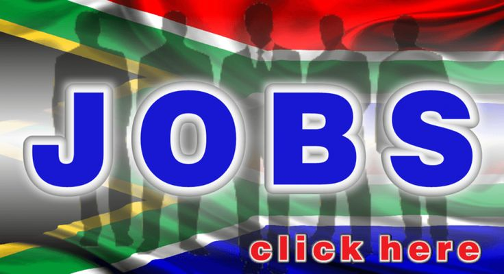 Exciting JOBS Available all-over SA
