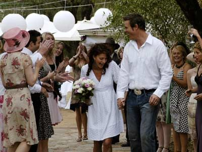 McLeod's daughters wedding