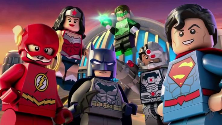 LEGO DC Comics Super Heroes - Justice League: Cosmic Clash - Opening Titles - Videot --> http://www.comics2film.com/dc/lego-dc-comics-super-heroes-justice-league-cosmic-clash-opening-titles/  #DC