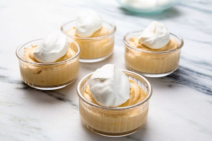 3-Ingredient Pumpkin Mousse                                                                                                                                                                                 More