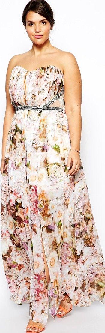 334 best wedding dresses for older brides images on for Plus size hippie wedding dresses