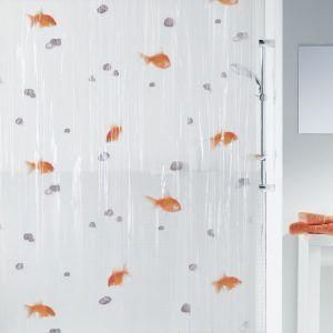 Spirella Goldfish Shower Curtain