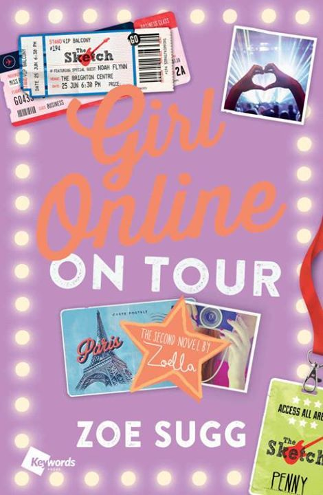 Download Girl Online: On Tour (Girl Online #2) by Zoe Sugg (.epub)  #freeEbook  - http://bit.ly/1MbWzf2