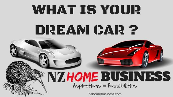 What Is Your Dream Car ?