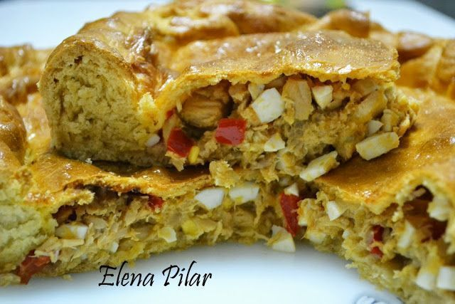 Empanada de atún con tomate - Receta Petitchef