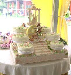 Torte Matrimoniali -  DolceLuna ®