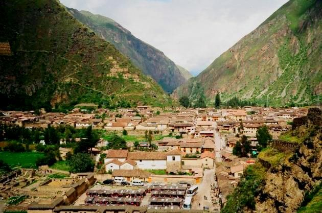 voyage perou ollantaytambo village