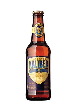 Kaliber No Alcohol Beer! This one is my favorite of the NA beers.