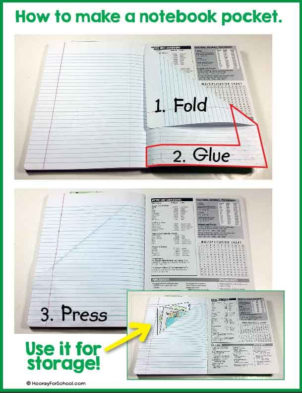 January 9, 2016 - Get these four freebies for any interactive notebook. Rubric, table of contents, tabs, notebook pocket. Get them today, use them tomorrow!