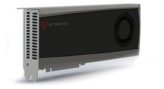 The best current choice for miners. 600 GH Bitcoin Mining Card