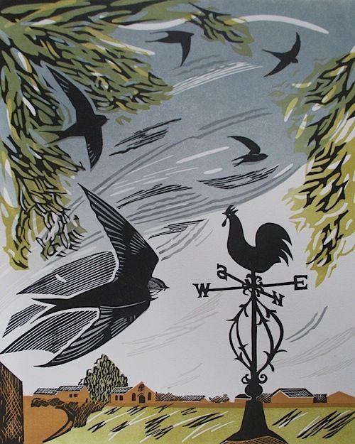 North Yorkshire Open Studios - Artist: Pam Grimmond.