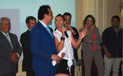 Giuseppe Giura, Socio e Wfranchisee W55 con Founder e Wfranchisee W55