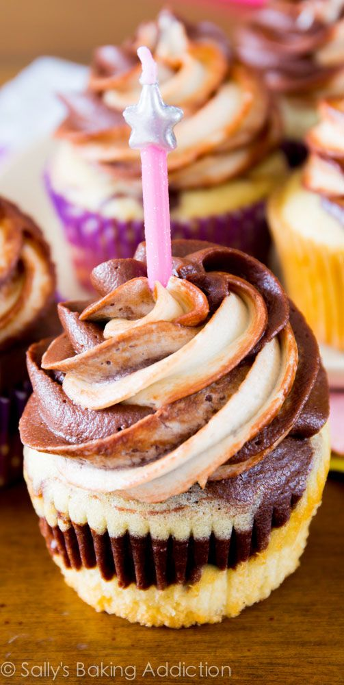 25 Best Ideas About Marble Cupcakes On Pinterest