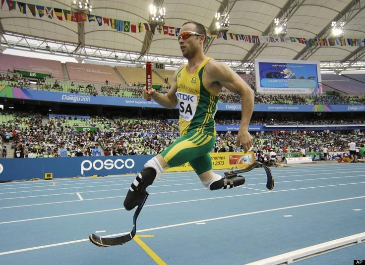 Oscar Pistorius Debate: Do Artificial Legs Give Double-Amputee 'Blade Runner' Advantage?