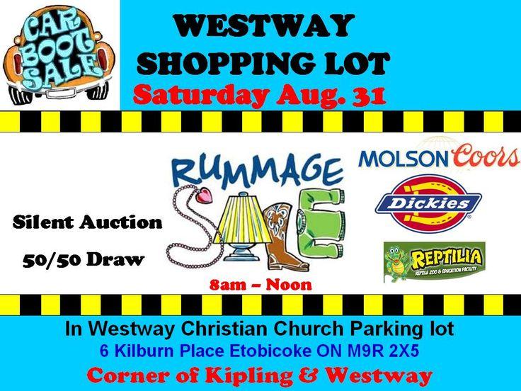 Saturday at The Westway