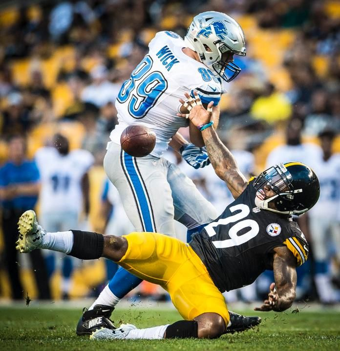 Pittsburgh Steelers, steelers vs. lions preseason, Shamarko Thomas