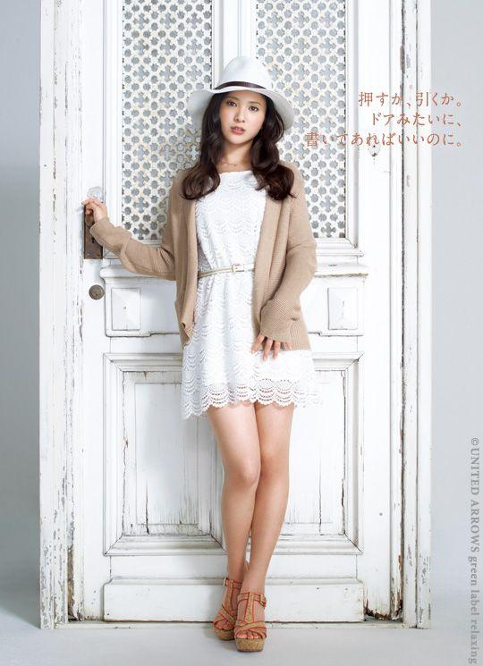 #japanese actress  #yuriko yoshitaka #fashion