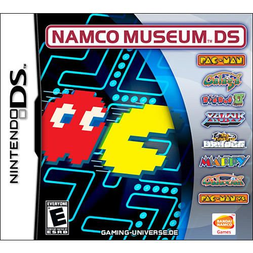 Namco Museum DS for Nintendo DS