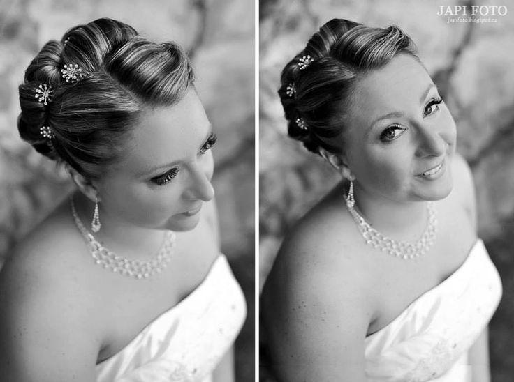 Wedding hairstyle...