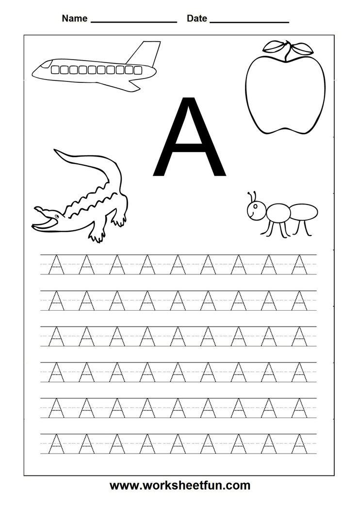 Worksheet Printable Alphabet Worksheets A-z 1000 ideas about letter tracing worksheets on pinterest a z capital there are plenty more various subjects on