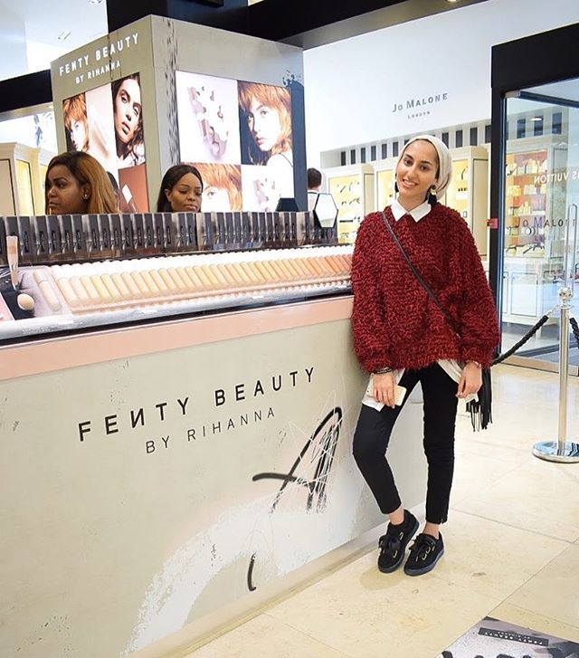 Had such a lovely time at the @fentybeauty launch in @harveynichols (which is only exclusive at Harvey Nichols) @fenty_hn_manchester 🖤 and still can't get over my makeover (which ya can see more of on my insta story 🌝) Will definitely be getting my hands on some of the collection! #fentybeauty #fentybeautybyrihanna #harveynicols #fentybeautyxhn #beauty #makeup #fashion #mcr #fashionweek  Via  https://www.instagram.com/p/BYyL9rMD31x/  Cute Dresses, Tops, Shoes, Jewelry & Clothing for Women…