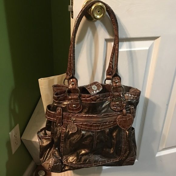 Genna De Rossi Purse (I found it for $5.00 MINT condition at Goodwill Thrift Store )