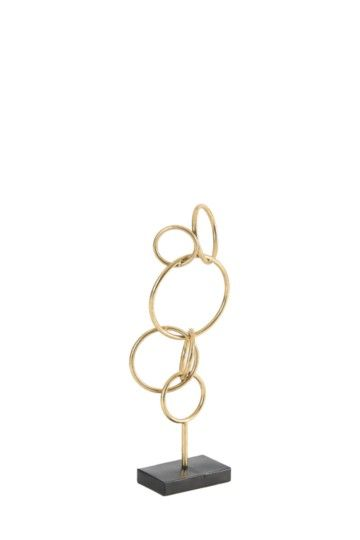 Spherical Links On Stand- Mr price home
