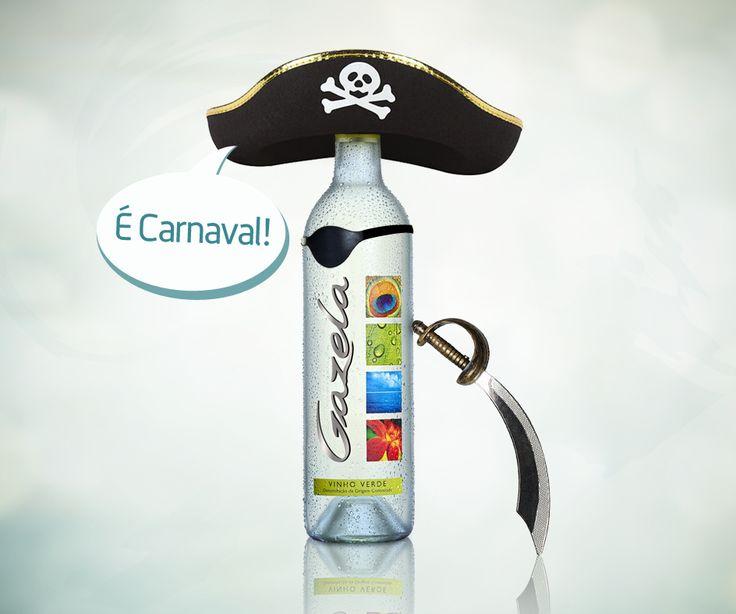 Brincar ao Carnaval |