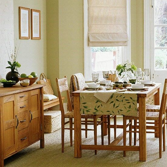 Solid Oak Dining Furniture From Laura Ashley