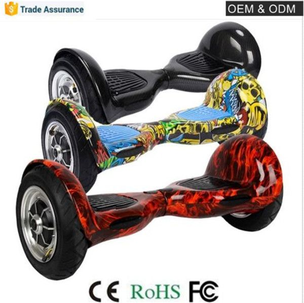 2016 Hot Sale smart 10 inch 2 wheel self balancing electric scooter big tire hoverboard //Price: $US $251.00 & Up to 18% Cashback on Orders. //     #fashion