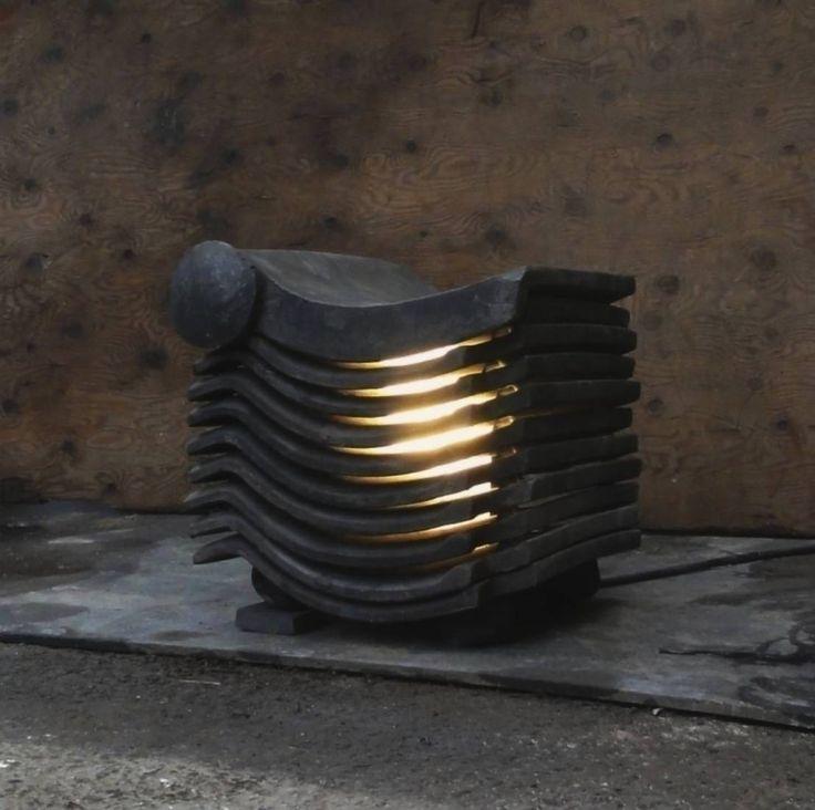 木村博明 株式会社木村グリーンガーデナー の 照明 瓦の照明