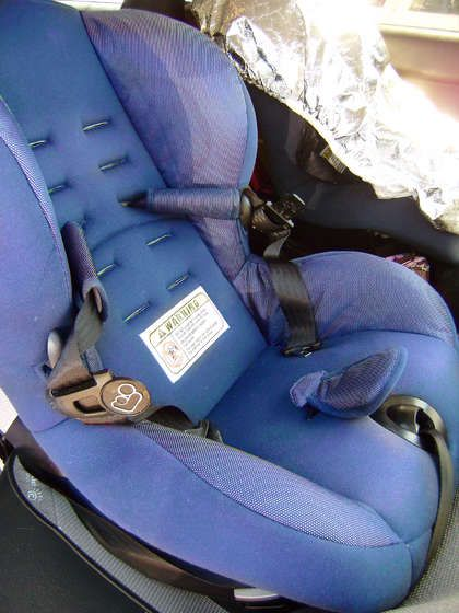 Liquid Cooled Car Seats for Babies or You DIY