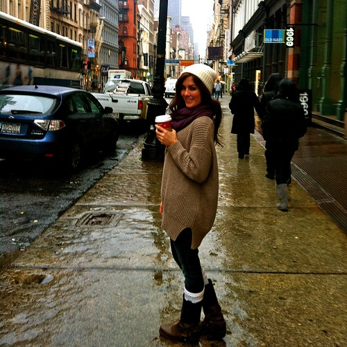 @Jillian Medford Harris >> lookin good in a fashionABLE scarf!