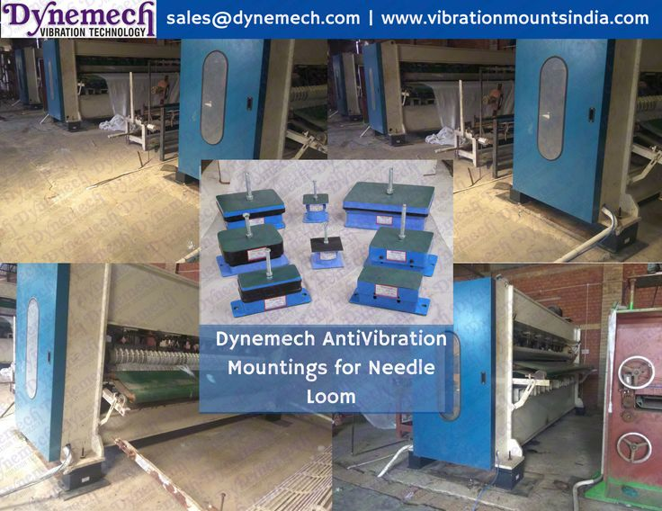 Simple and convenient installation & maintenance save a large quantity of time & maintenance expenses for #needleloom users #dynemech