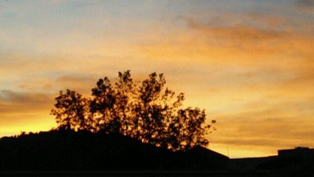 Solito tramonto pesarese