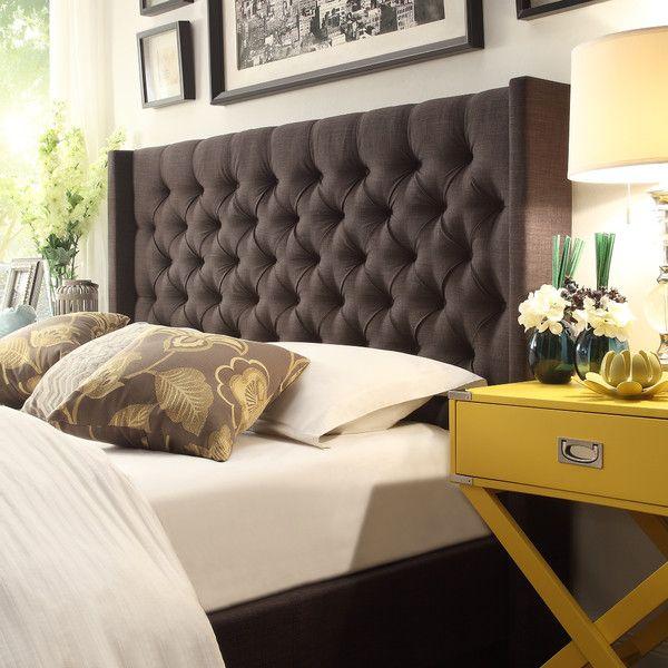 Crawley Upholstered Platform Bed