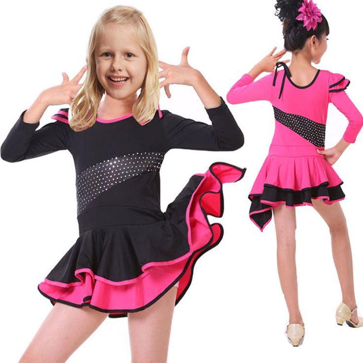 Cheap dress purse, Buy Quality dress rihanna directly from China dresses for dancing Suppliers:    Latin Dance Dress For Girls Samba Dress Ballroom Dancing Dress Girl Dancewear Dance Costume Ballet Vestido Baile Lati